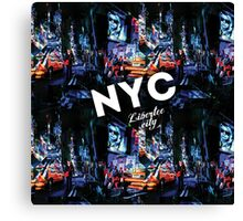 New-York Canvas Print