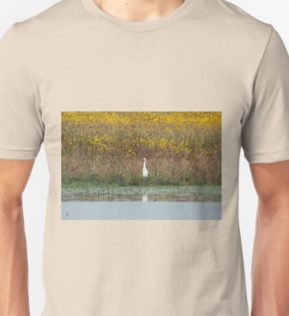 Feeling Small in a Big World Unisex T-Shirt