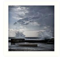 storm chaser Art Print