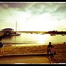 Lazy Autumn Afternoon at Watsons Bay, Sydney by baddoggy