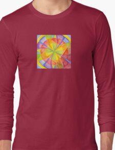 Colourful Circles Long Sleeve T-Shirt