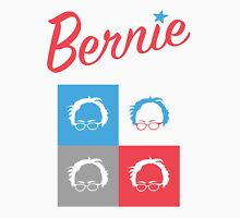 Retro Bernie Hair Shirt - Pop Art Pattern Unisex T-Shirt