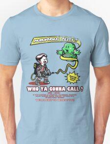 Paranormal Pest Exterminators T-Shirt