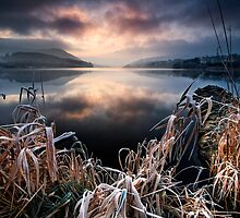 Frosty Sunrise - Co Armagh, Ireland by GaryMcParland
