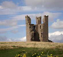 Dunstanburgh Castle  by harryjoy