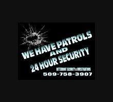 Patrols Zipped Hoodie
