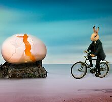The Egg and the Rabit by Neil Carey