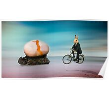 The Egg and the Rabit Poster