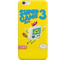 Super Game Bro 3 iPhone Case/Skin