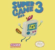 Super Game Bro 3 One Piece - Short Sleeve