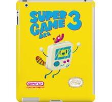 Super Game Bro 3 iPad Case/Skin