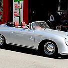 Porsche 365 Speedster by MWhitham
