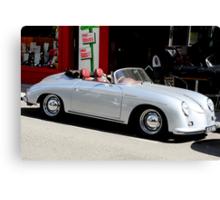 Porsche 365 Speedster Canvas Print