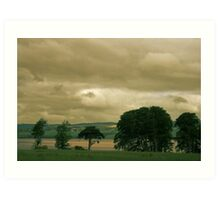 Castlegrove Donegal Art Print