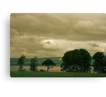 Castlegrove Donegal Canvas Print