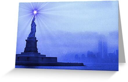 Rays of Liberty by Omar Dakhane