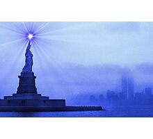 Rays of Liberty Photographic Print