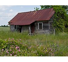 South Carolina Rural Scene Photographic Print