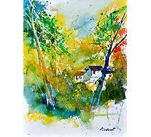 watercolor 115021 Photographic Print