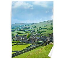 A Dales View Poster