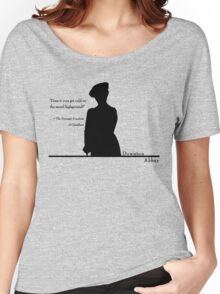 Moral Highground Women's Relaxed Fit T-Shirt