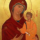 Icon: Mother of God by stepanka