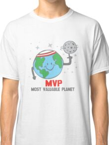 MVP Most Valuable Planet Classic T-Shirt