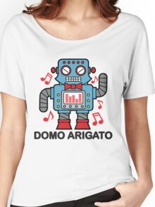 Domo Arigato Women's Relaxed Fit T-Shirt