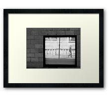 film? Framed Print
