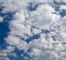 Summer sky. by cloud7