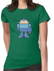 MEGADROID Womens Fitted T-Shirt