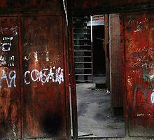 beware of dogs by Nikolay Semyonov