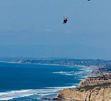 San Diego Para Glider by Robby Ticknor