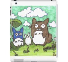 My Neighbor Totoro iPad Case/Skin