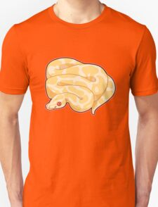 Albino Ball Python T-Shirt