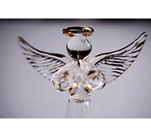 Fragile Angel Photographic Print