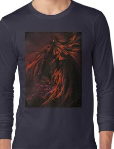 vincent valentine2 Long Sleeve T-Shirt