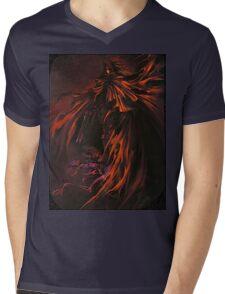 vincent valentine2 Mens V-Neck T-Shirt