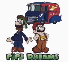 Mario and Luigi - Pipe Dreams by Darkagnt210
