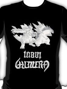 Team Chimera - Rhys's Feraligatr & Typhlosion T-Shirt