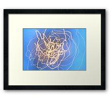 Drunk Fireflies #2 Framed Print