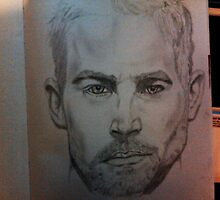 PAUL WALKER FROM FAST AND FURIUOS by SHOW-TIME