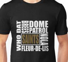 New Orleans Saints Unisex T-Shirt