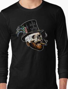 Baron Samedi Long Sleeve T-Shirt
