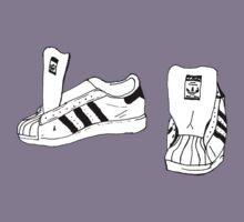 RUN DMC Shelltoe Adidas  Kids Clothes