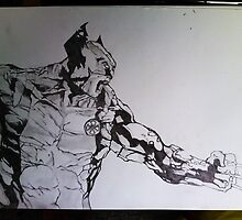 WOLVERINE by SHOW-TIME