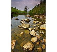 River Wharfe Photographic Print