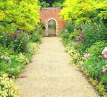 Buscot Park Walled Garden by trobe