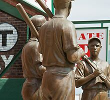 Red Sox Statue by apsjphotography
