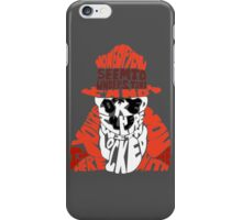Rorschach iPhone Case/Skin